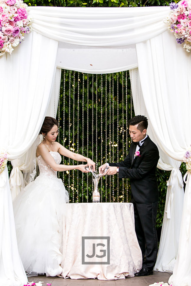 Four Seasons Beverly Hills Ceremony