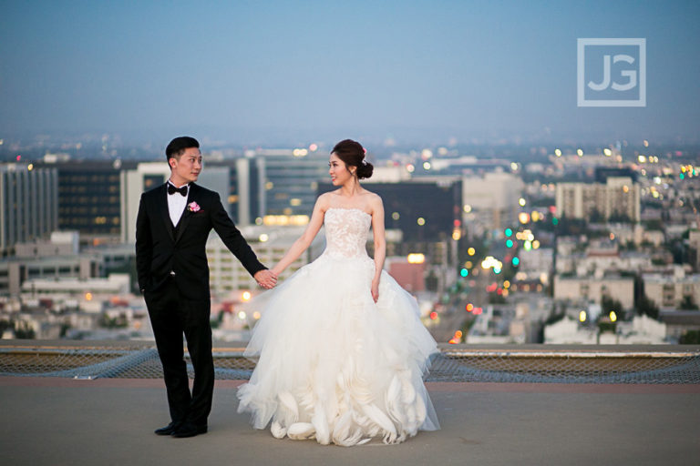 Four Seasons Wedding Photography Beverly Hills | Joanna & Lambert