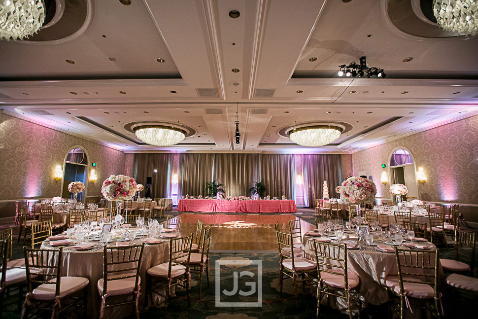 Four Seasons Wedding Reception Ballroom