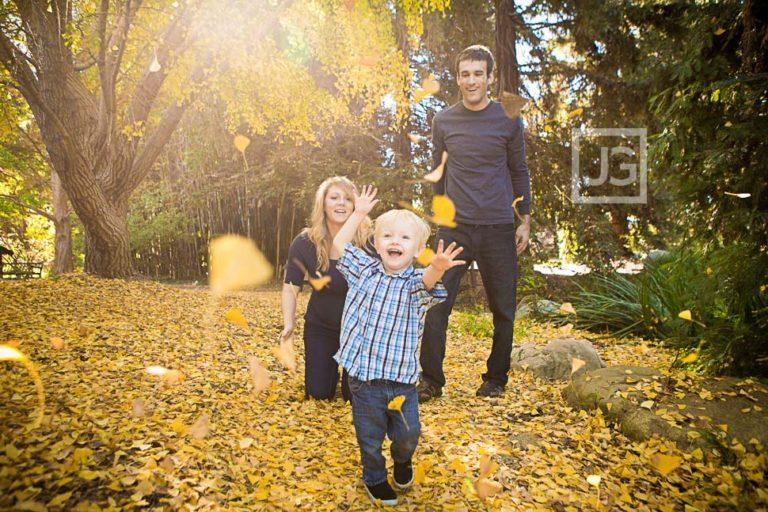 Fullerton Arboretum Family Photography | The Lukehart Family