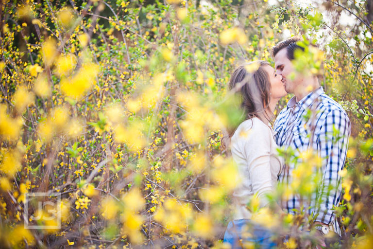 LA Arboretum Engagement Photography, Pasadena | Michele & Kevin