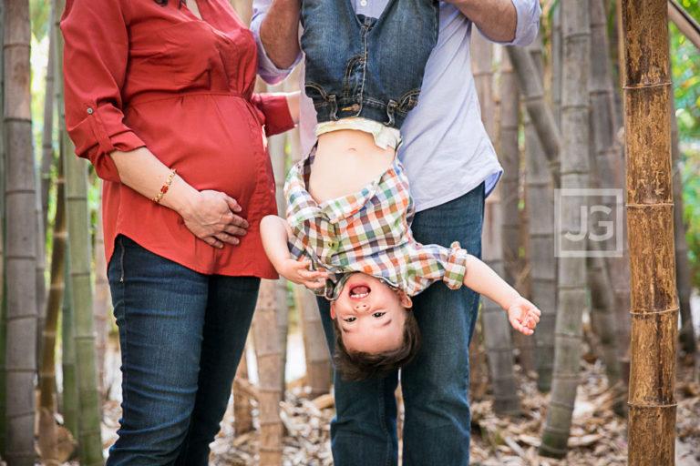 LA Arboretum Family Photography Los Angeles | The Holt Family