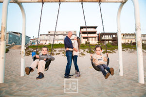 Manhattan Beach Family Photography | The Moore Family
