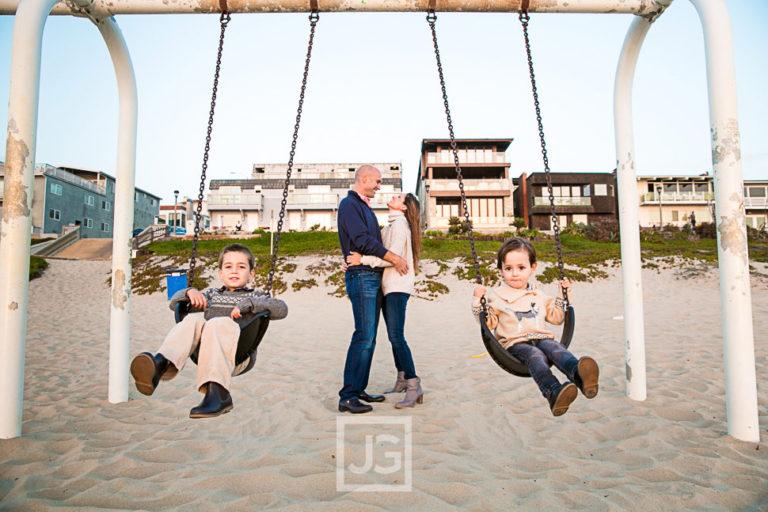 Manhattan Beach Family Photography | The Moore Family