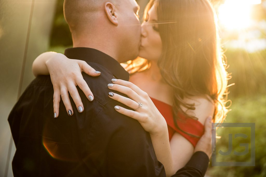 Concert Hall Engagement Photography Garden
