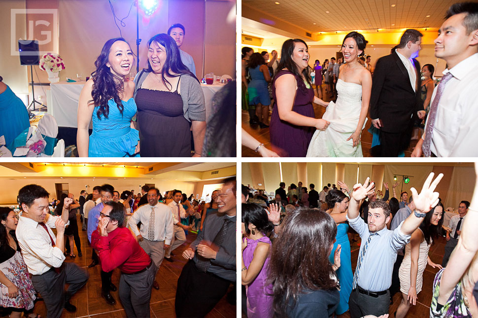 Almansor Court Wedding Reception Dancing