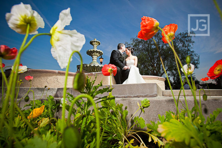 Almansor Court Wedding Photography, Alhambra | Hannah & Topher