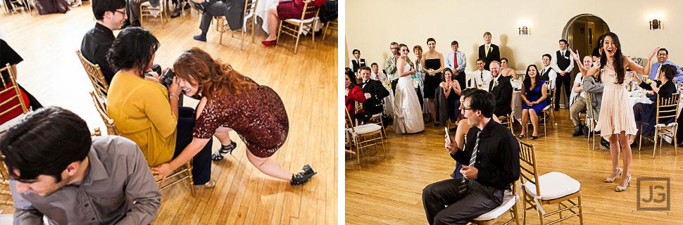 Altadena Country Club Wedding Reception
