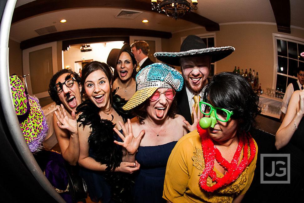 Altadena Country Club Reception Dancing