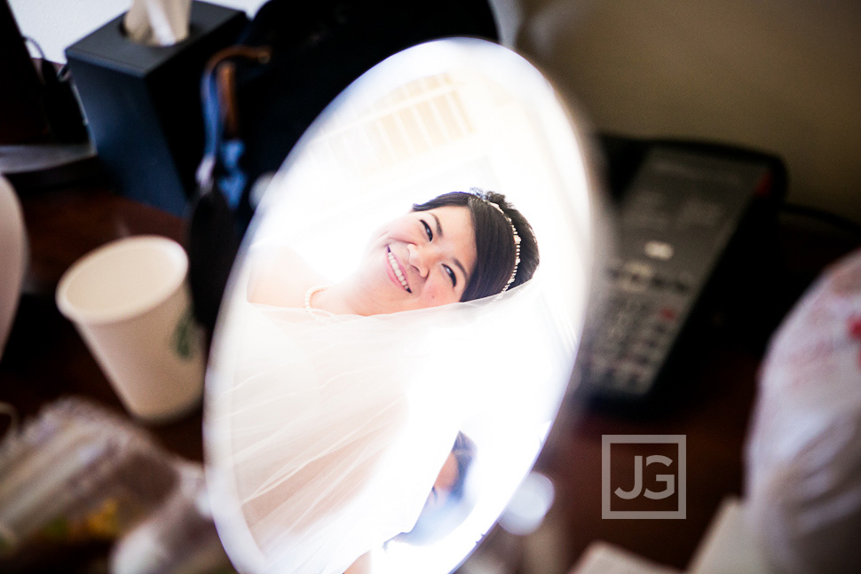 Westin Pasadena Wedding Preparation