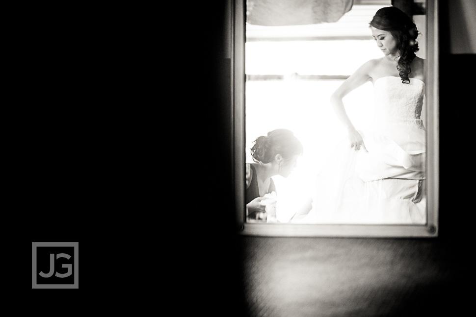 Wedding Preparation Pasadena