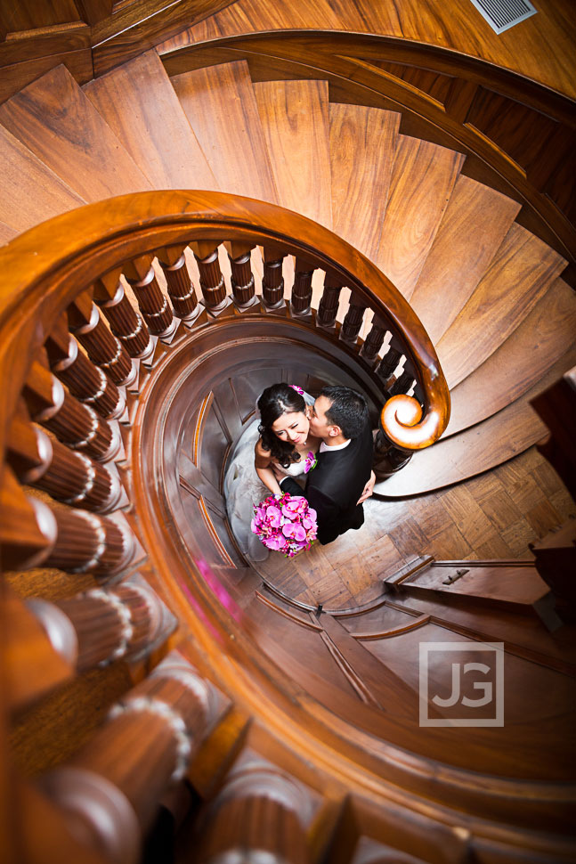 Pasadena Mansion Wedding Photography