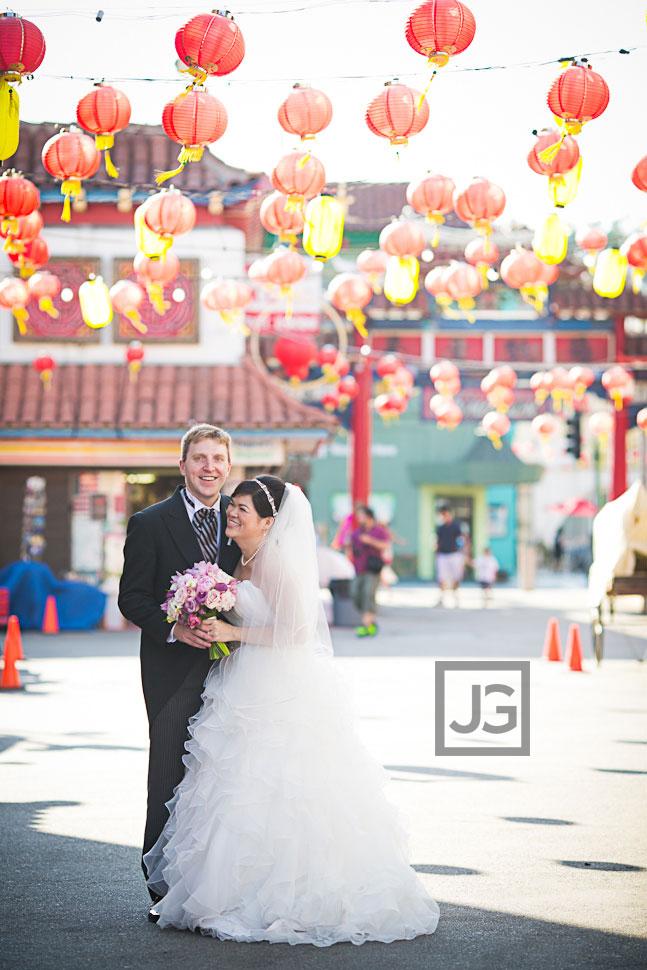 Chinatown Wedding Photography Pasadena Los Angeles | Kim + Scott