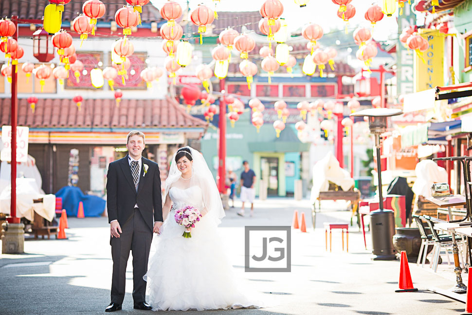 Chinatown Wedding Photography