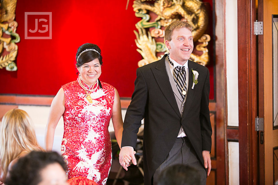 Chinatown Wedding Reception