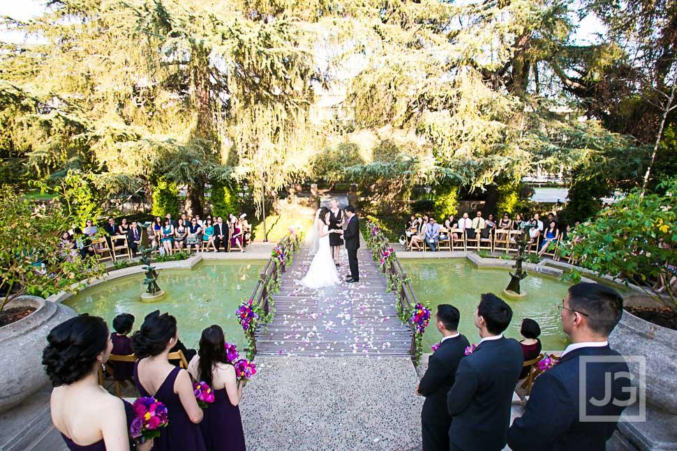 Ambassador Mansions Wedding Ceremony