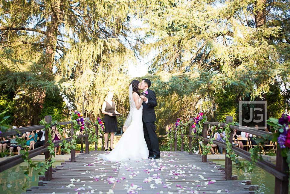 Pasadena Wedding Ceremony