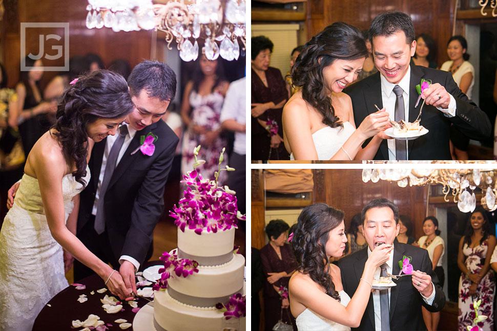 Pasadena Wedding Reception