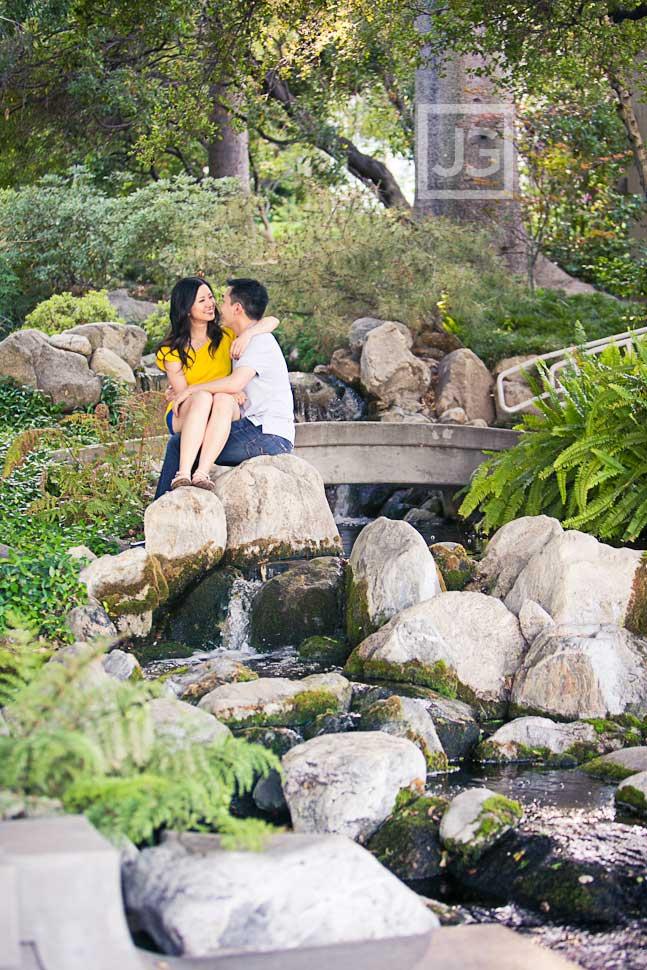 Engagement Photos Ambassador Gardens
