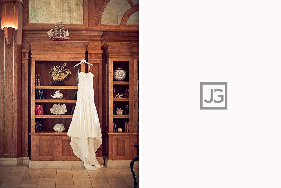 Wedding Dress Casa del Mar