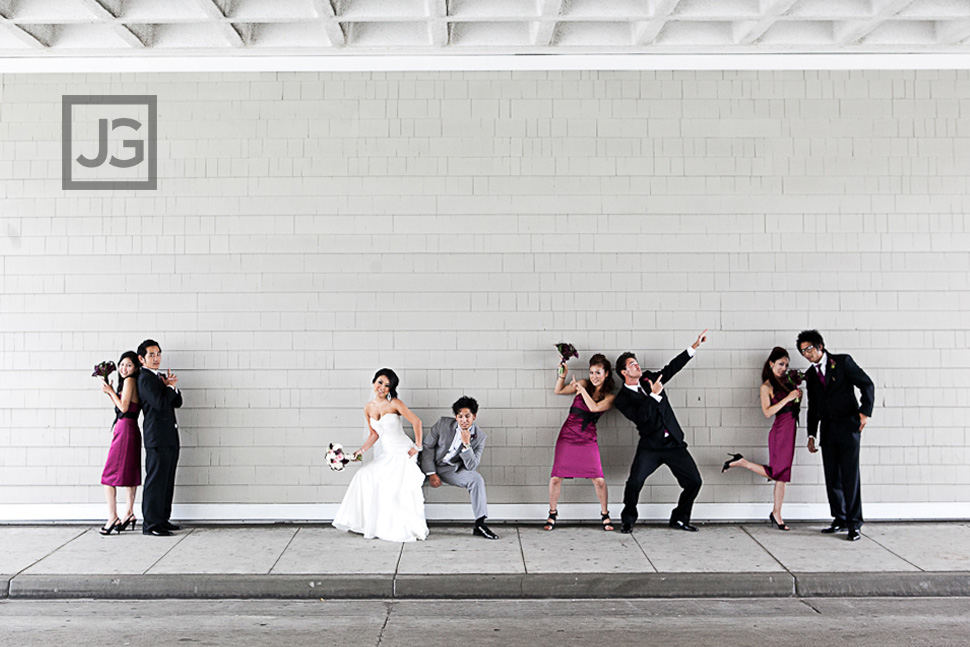 Santa Monica Wedding Photography