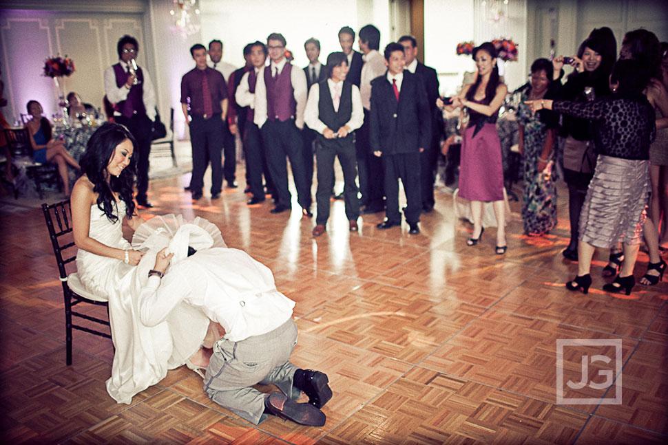 Casa del Mar Wedding Reception