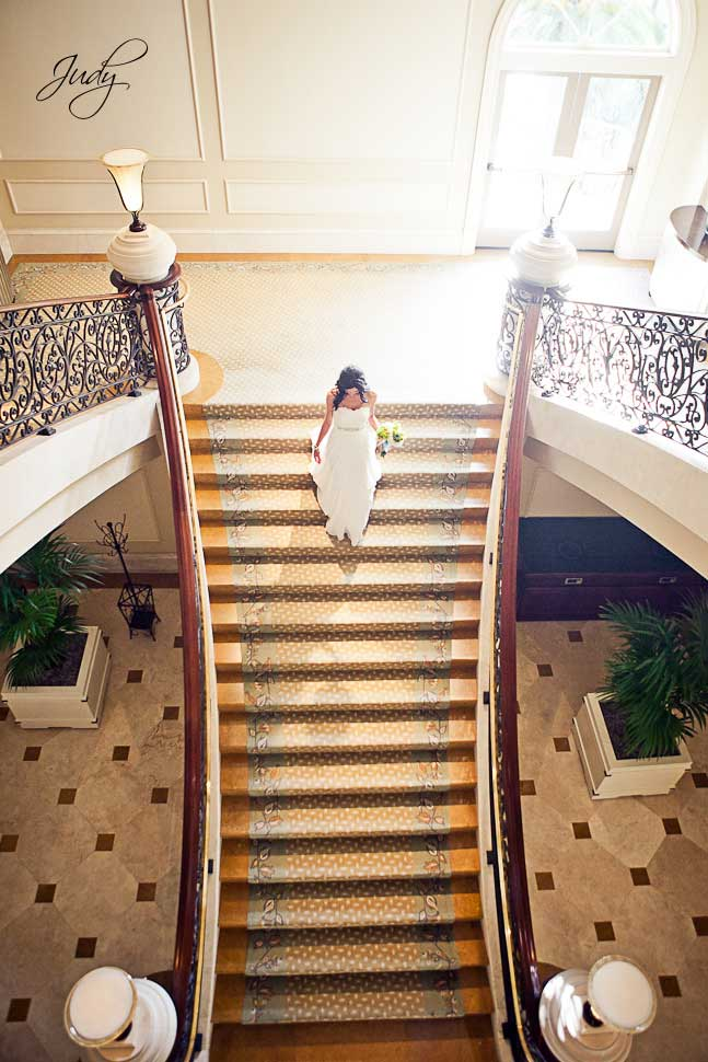 St. Regis Monarch Beach Wedding Preparation
