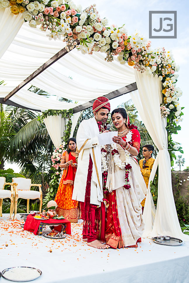 Wedding Photography Carlsbad: Cape Rey Hilton Resort, Carlsbard Wedding Photography