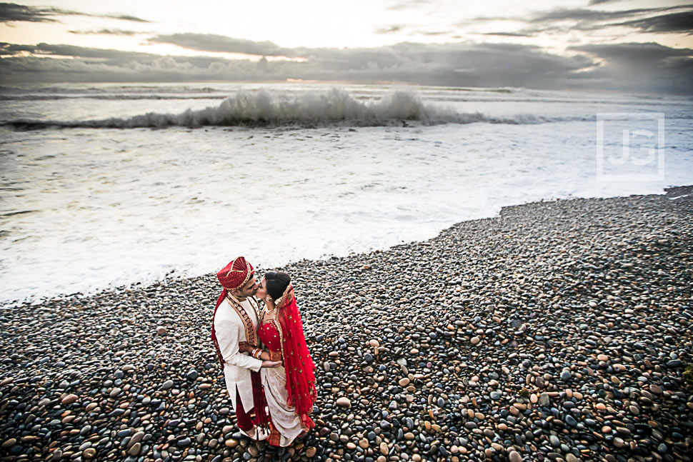 Carlsbad Cape Rey Indian Wedding Photo
