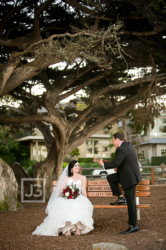 Pacific Grove Wedding Photography