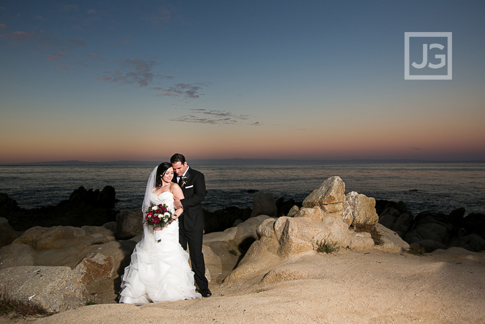 Pebble Beach Wedding Photography