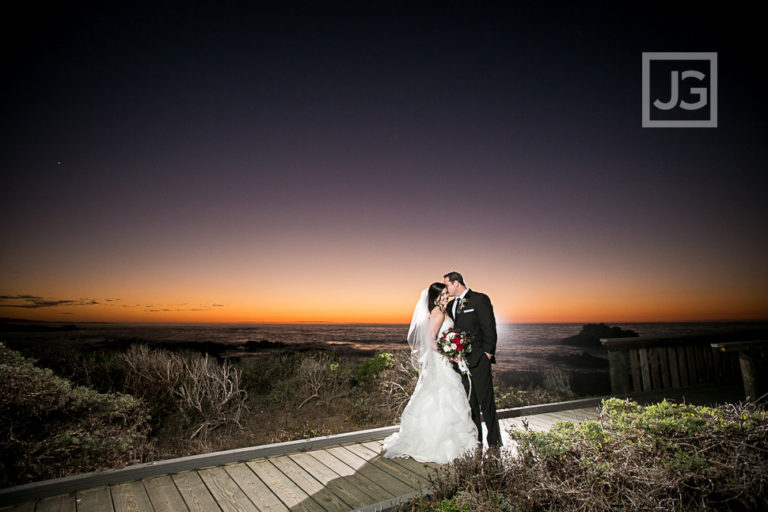 Carmel Wedding Photography, Monterey | Kristal & Dan