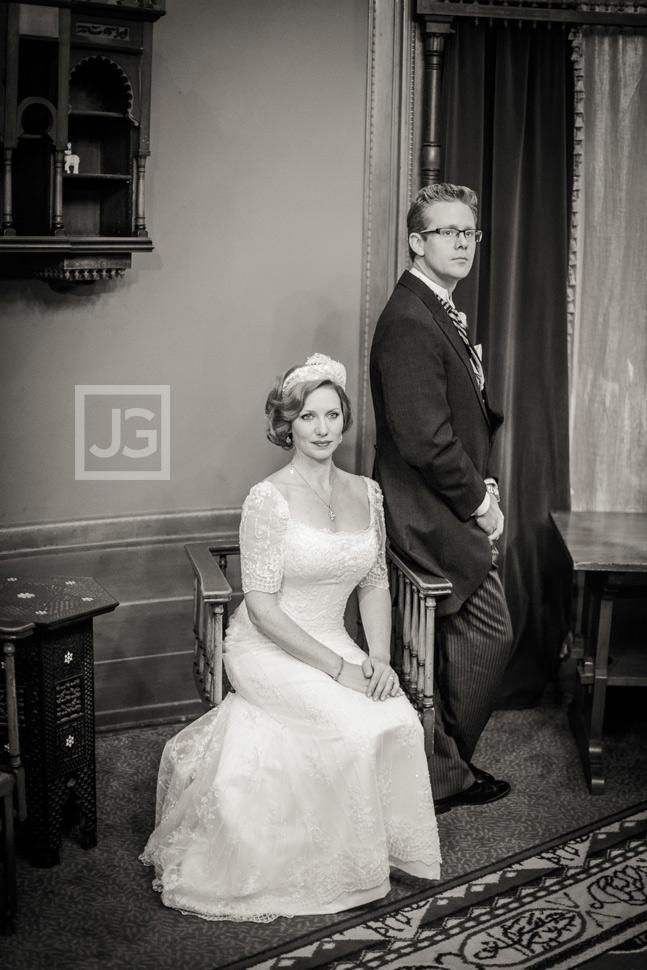Castle Green Wedding Photography Pasadena | Jamie & Christian