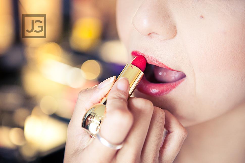 Wedding Preparation Lipstick
