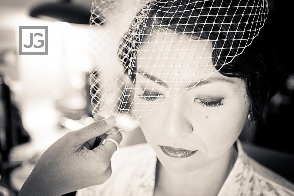 Wedding Preparation Birdcage