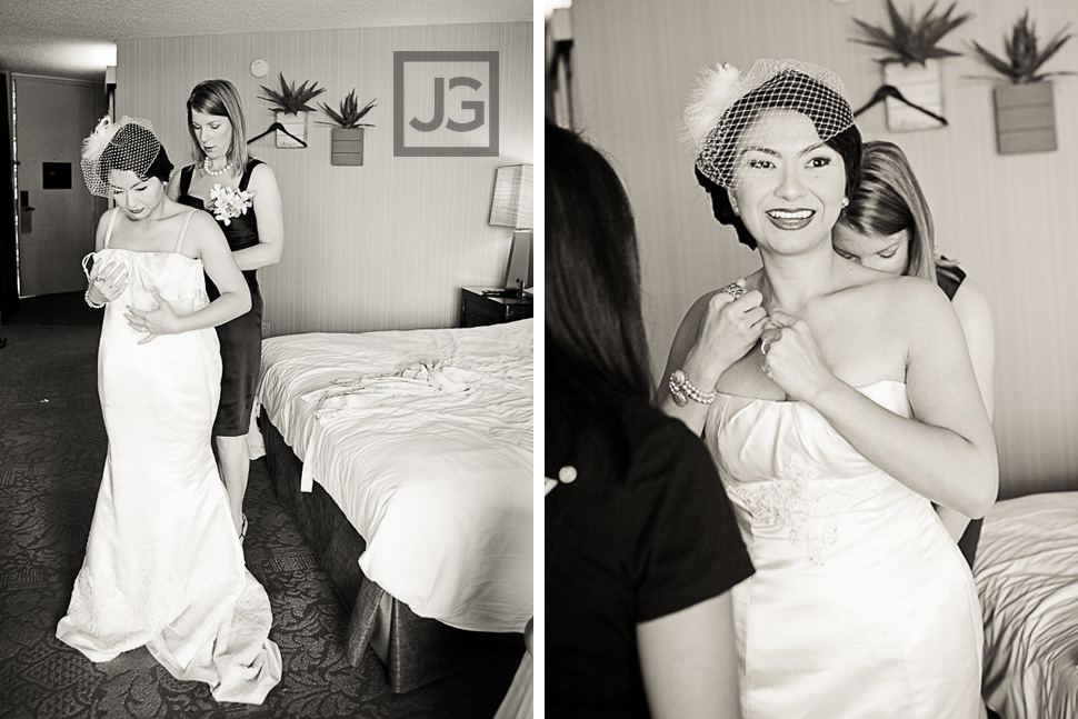 Wedding Preparation Hotel Maya