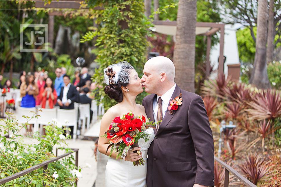 Wedding Ceremony at Hotel Maya