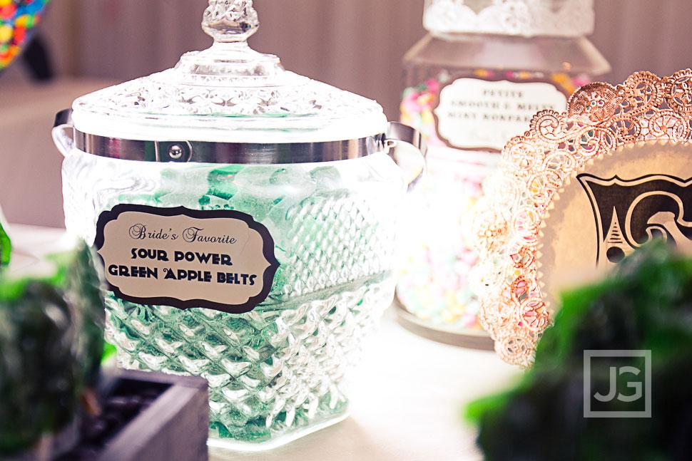 Candy Bar Hotel Maya Wedding Details