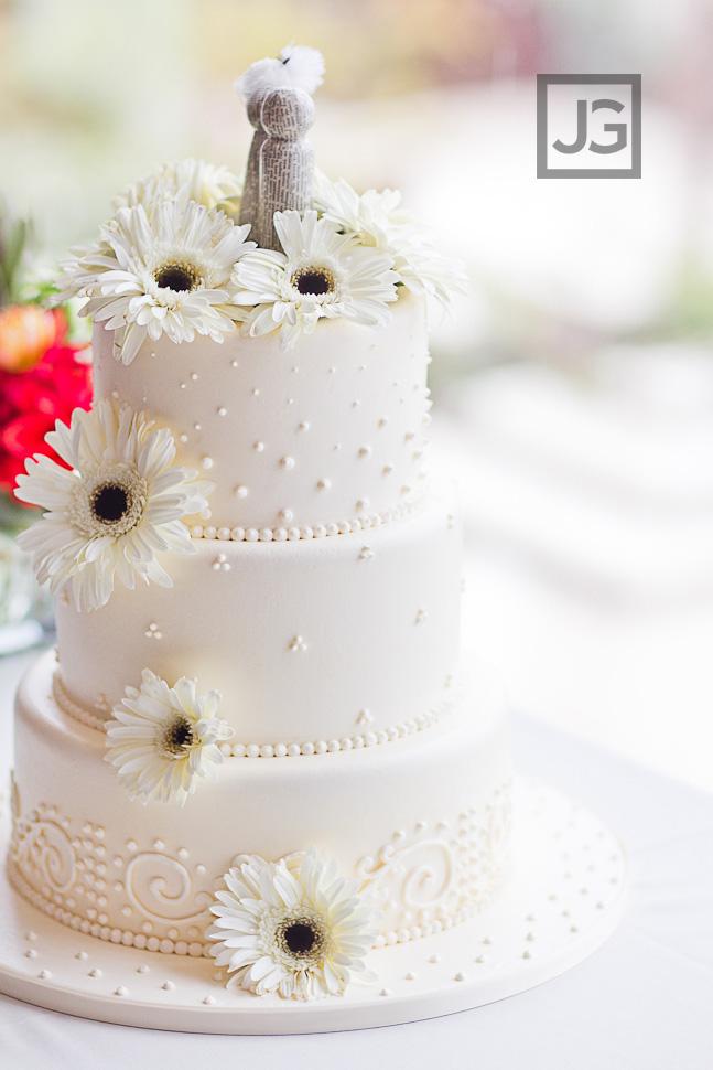 Hotel Maya Wedding Cake