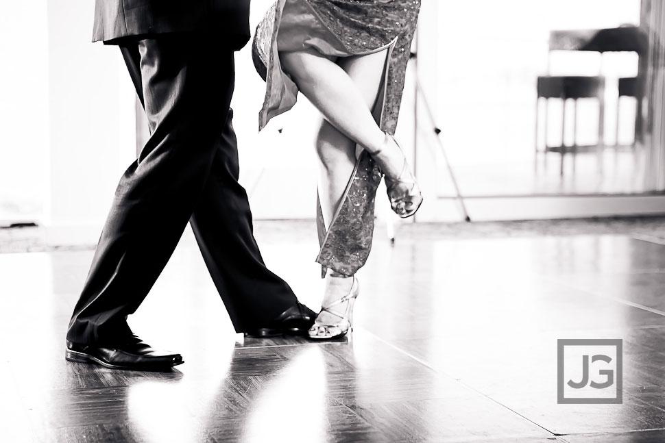 Hotel Maya Wedding First Dance