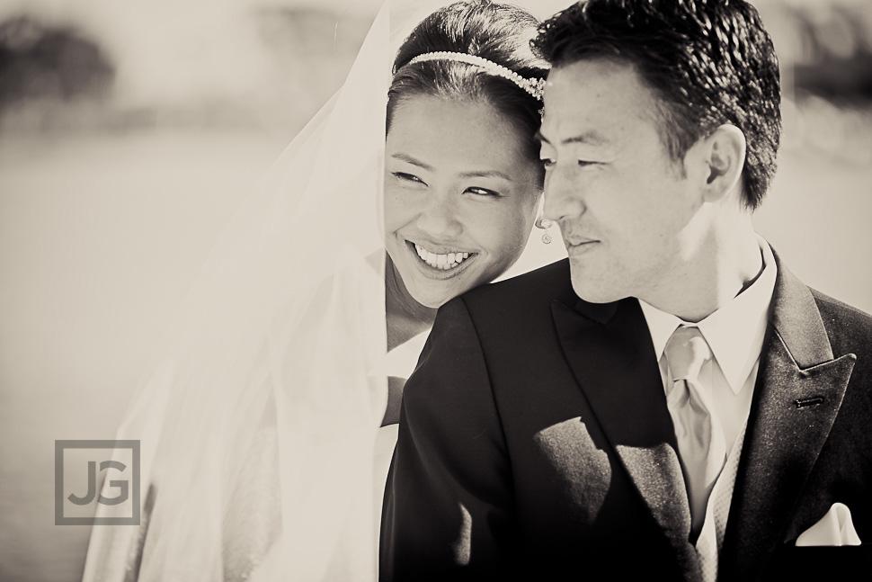 Long Beach wedding photography