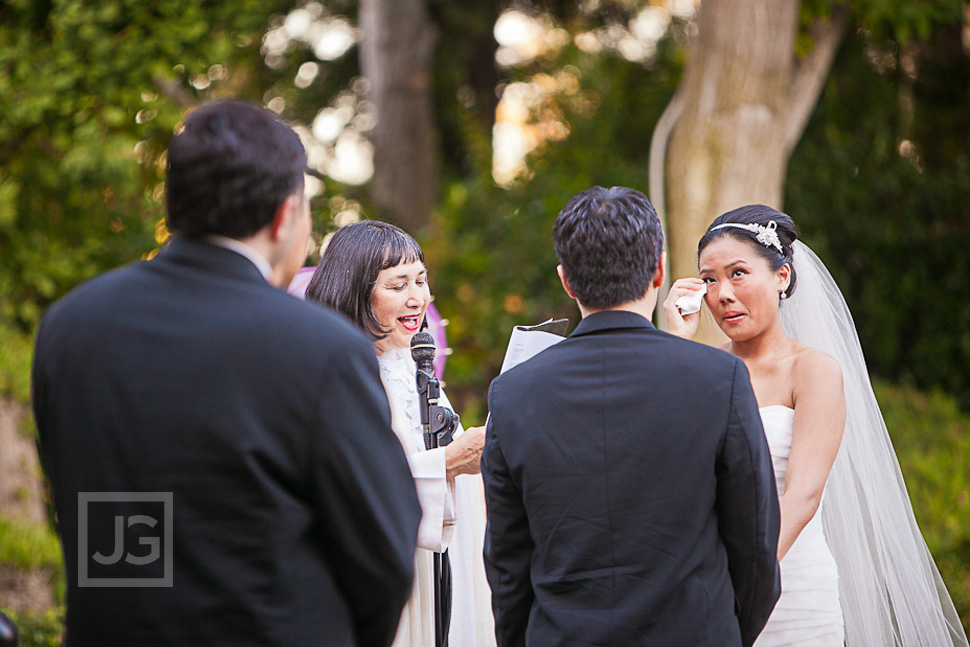 CSULB Japanese Gardens Wedding Ceremony