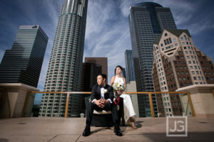 Cicada Club Wedding Photography, Los Angeles | Ruth & Ken