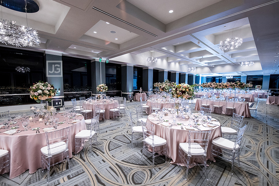 Wedding Reception at the City Club