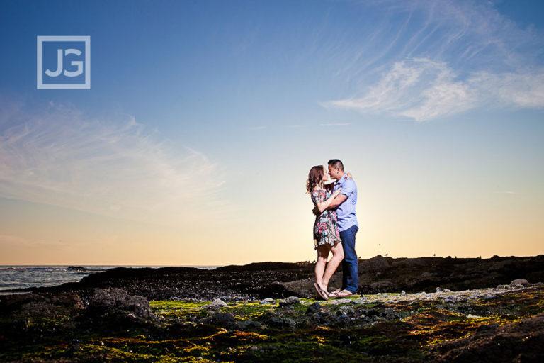 Laguna Beach Engagement Photography | Connie & James