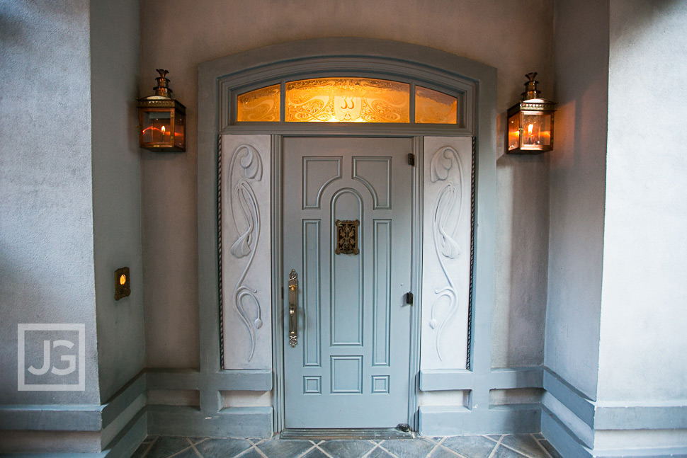 Club 33 New Entrance at Disneyland