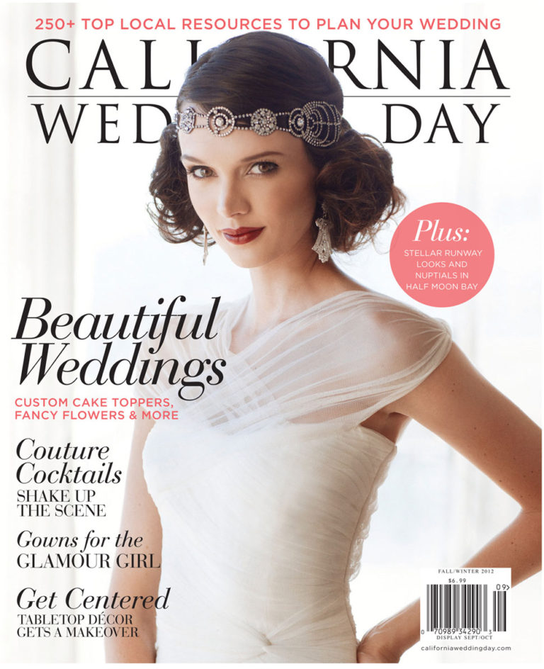 Published in California Wedding Day Magazine | Casa Del Mar Wedding