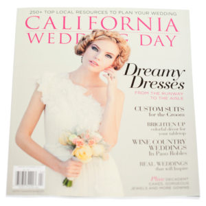 Published in California Wedding Day Magazine | WDCH