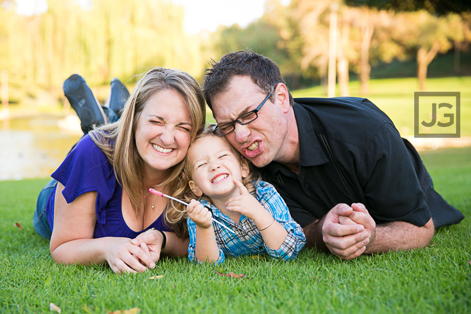 Diamond Bar Family Portrait Photography | The Stott Family