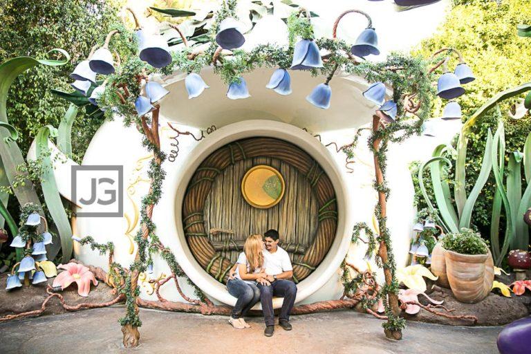 Disneyland Engagement Photography | Stephanie & Stephen